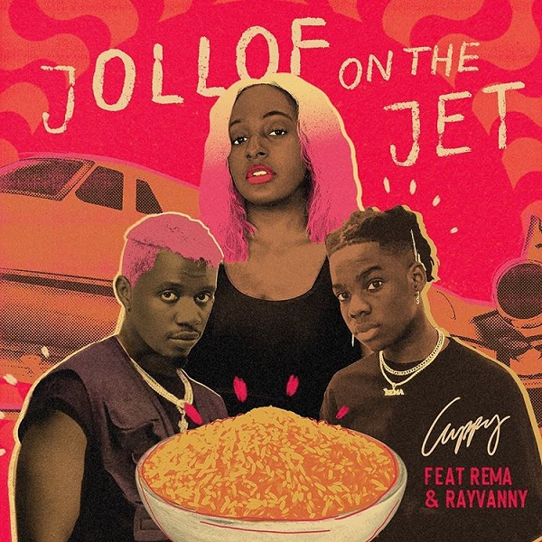 Our thoughts on Dj Cuppy's Jollof on the jet